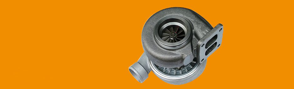 EDS Turbocharger repair